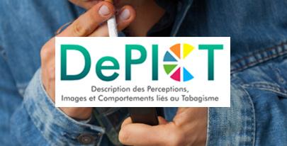 L'étude DePICT : lancement d'une enquête Inserm sur les perceptions et les comportements liés au tabagisme enFrance